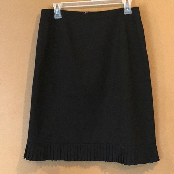 Ann Taylor Dresses & Skirts - New Ladies black skirt size 10P ANN TAYLOR